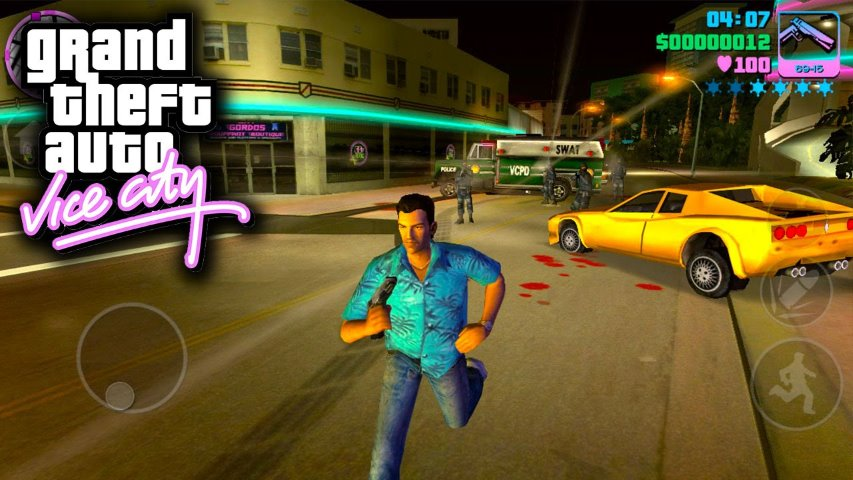 GTA Vice City Android and iPhone Cheats - GTA Guider